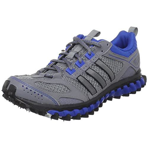 promo code e5d23 b40c5 adidas Men s Galaxy Incision TR M Running Shoe Lead Black Fresh Blue 8 D(M)  US  Buy Online at Low Prices in India - Amazon.in