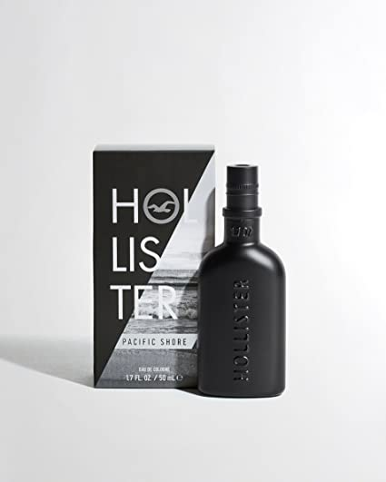 Hollister Pacific Shore - Colonia para hombre, 50 ml