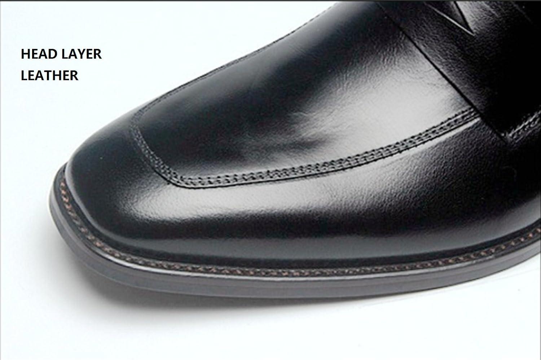 LINYI High-end Neue Männer Einfarbig Business Kleid Kleine Platz Leder  Herrenschuhe Geschenk Boutique: Amazon.de: Sport & Freizeit