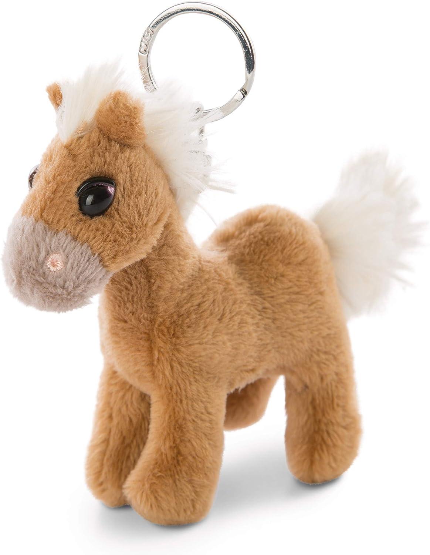 NICI Llavero Pony Lorenzo 10cm, Color marrón (47101)