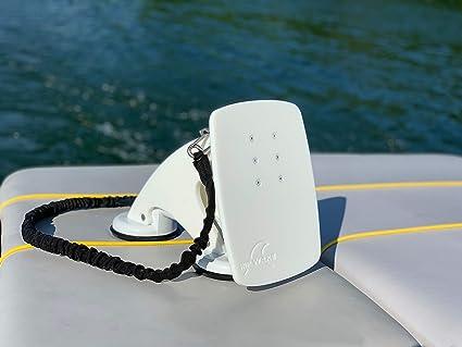 RipWake Wake Shaper - Wakesurfing Boat Attachment with Leash