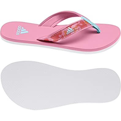 1ccf2ea5ca0 adidas Unisex-Kinder Beach Thong K Zehentrenner: Amazon.de: Schuhe &  Handtaschen
