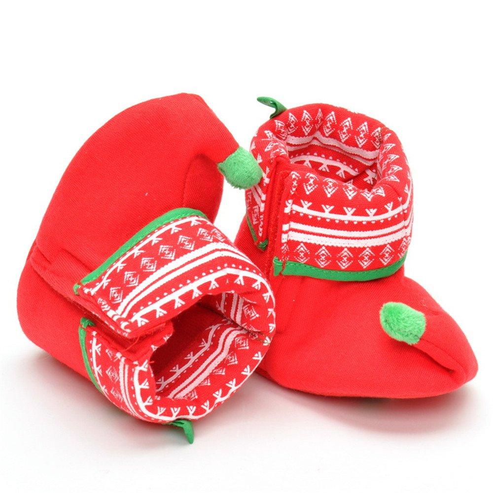 ESTAMICO Unisex Neugeborene Baby Halloween Kürbis Schuhe Orange, Grün -  khaki - Größe: 3-6 monate: Amazon.de: Schuhe & Handtaschen