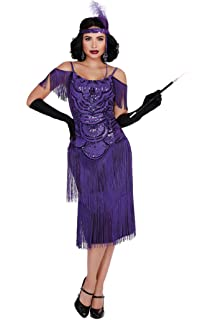 Million Dollar Baby Flapper Costume Dreamgirl 11102