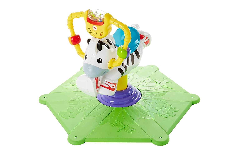Fisher-Price - Cebra Gira Gira (mayores de 12 meses) (Mattel)