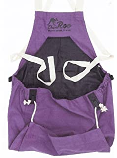 The Roo Gardening Apron, It's a Tool in purple color