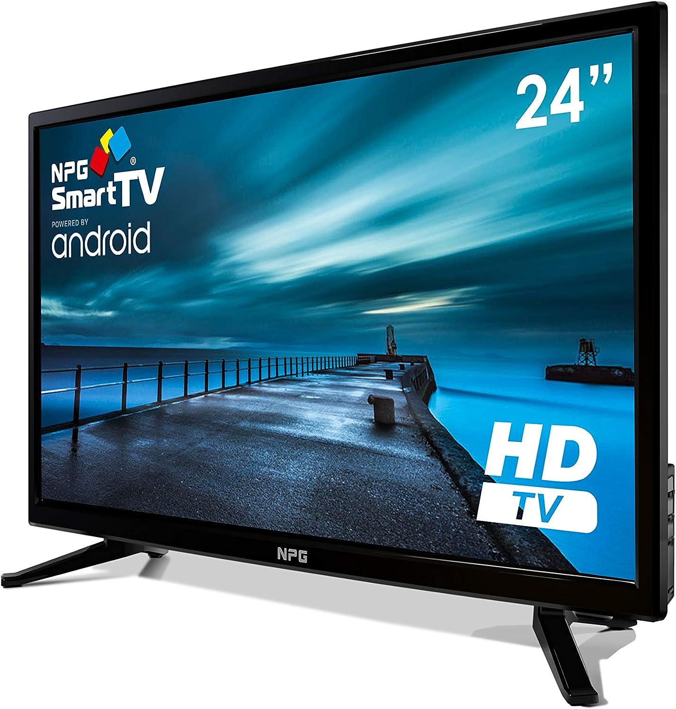 NPG TELEVISOR 24TVS420L24H SMART HDREADY: Amazon.es: Hogar