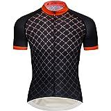 M L XXL XL atmungsaktiv prolog cycling wear Damen Radtrikot kurzam schnelltrocknend XS S Fahrradbekleidung mit bunt-schwarzem Druck