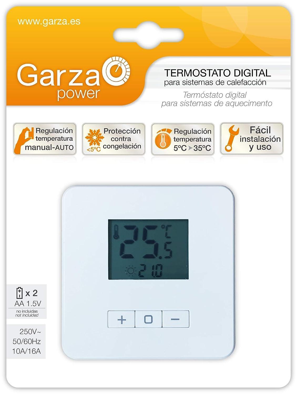 Blanco Garza 400610 Termostato