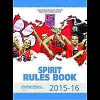 2015-16 NFHS Spirit Rules Book book cover