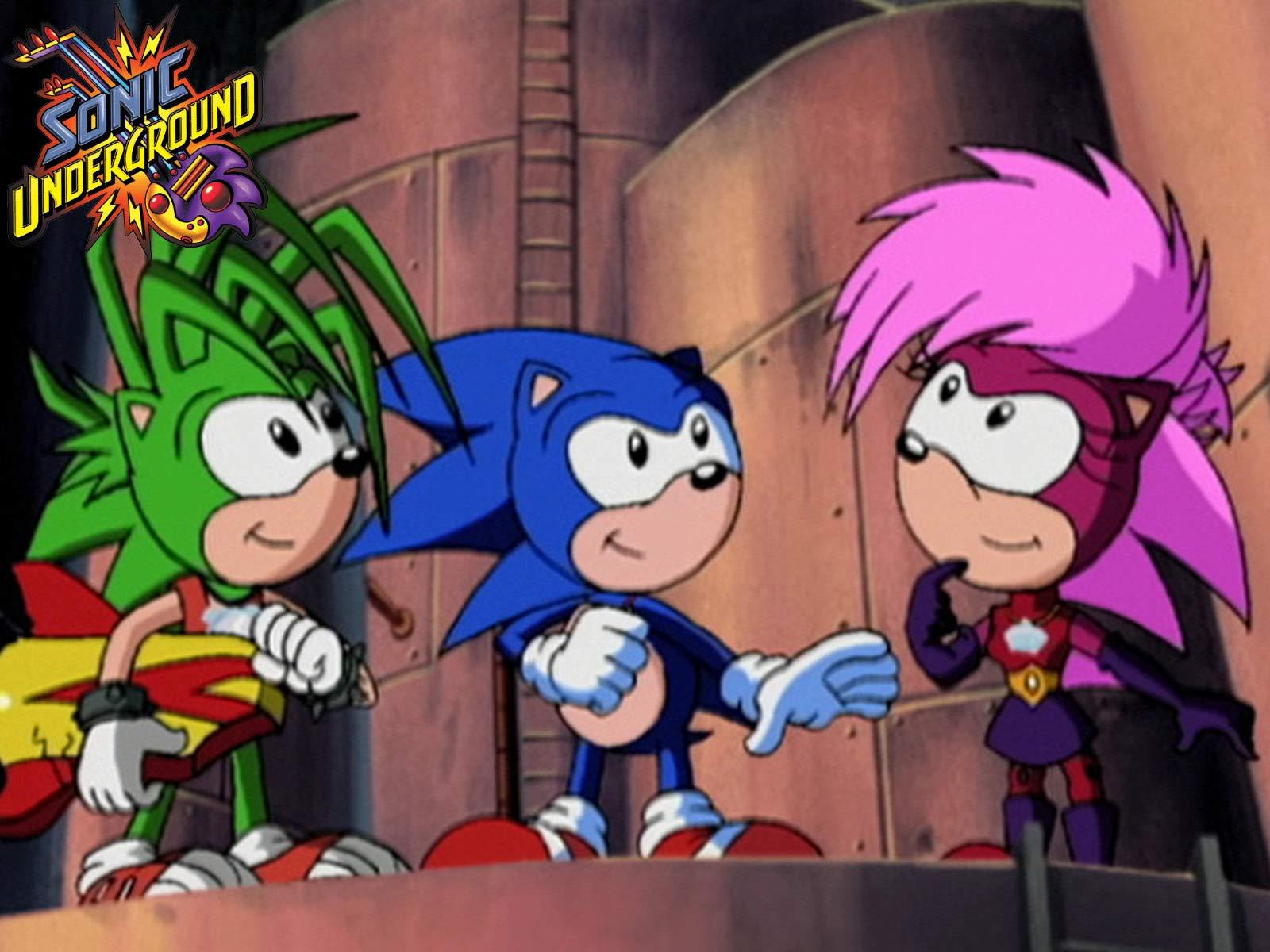 Amazon Com Watch Sonic Underground Season 1 Prime Video