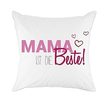 Redland Art Mama Ist Die Bester Zierkissenbezüge Für Mama Papa