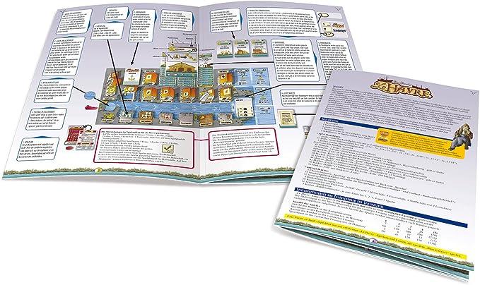 Lookout Games 22160029 – Le Havre: Amazon.es: Juguetes y juegos