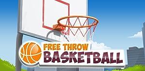 Free Throw Basketball by Rocklio