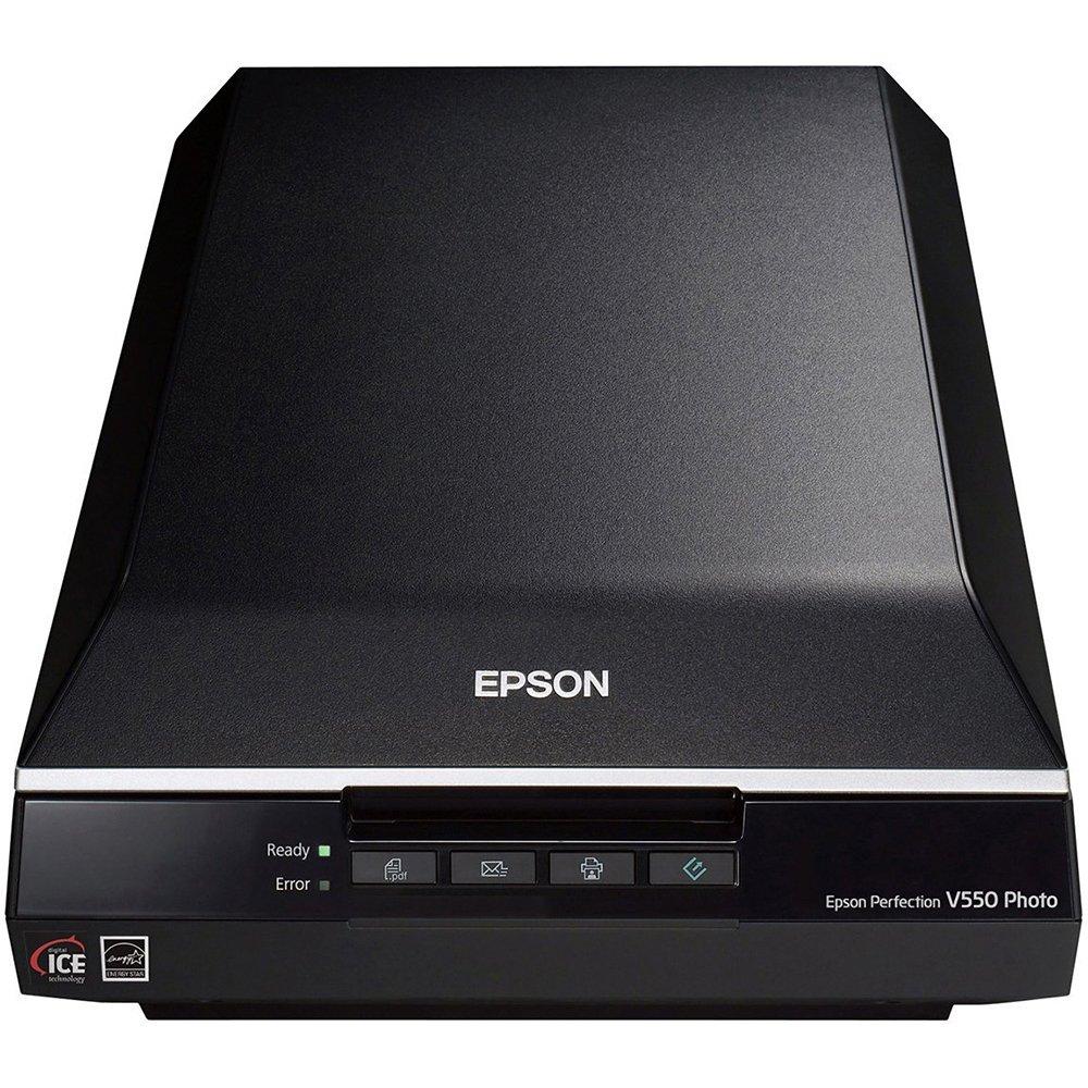 Epson Perfection V550 Photo Scanner Epson Corporation B11B210201