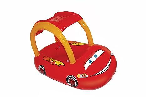 SwimWays Sun Canopy Baby Float - Disney Cars  sc 1 st  Amazon.com & Amazon.com: SwimWays Sun Canopy Baby Float - Disney Cars: Toys u0026 Games