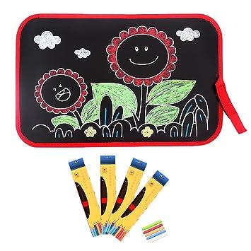 per Tablero de Dibujo de Graffiti para Niños Libros Blandos ...