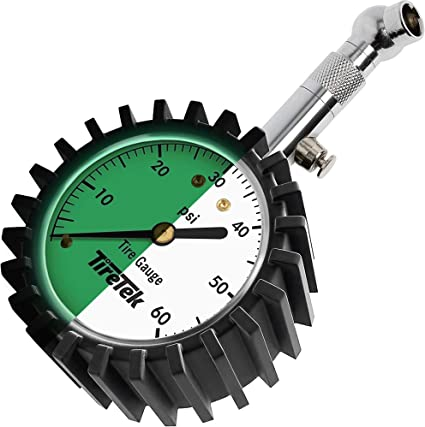 TireTek Tire Pressure Gauge