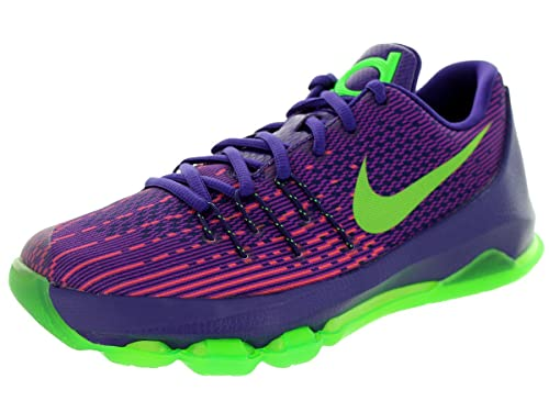 brand new b1d9c b860b Nike Scarpe da Basket KD 8 (GS), (Court Purple Green Strike Vivid
