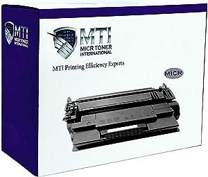MICR Toner International Compatible Magnetic Ink Cartridge Replacement for HP 87X CF287X LaserJet Enterprise M506 MFP M527