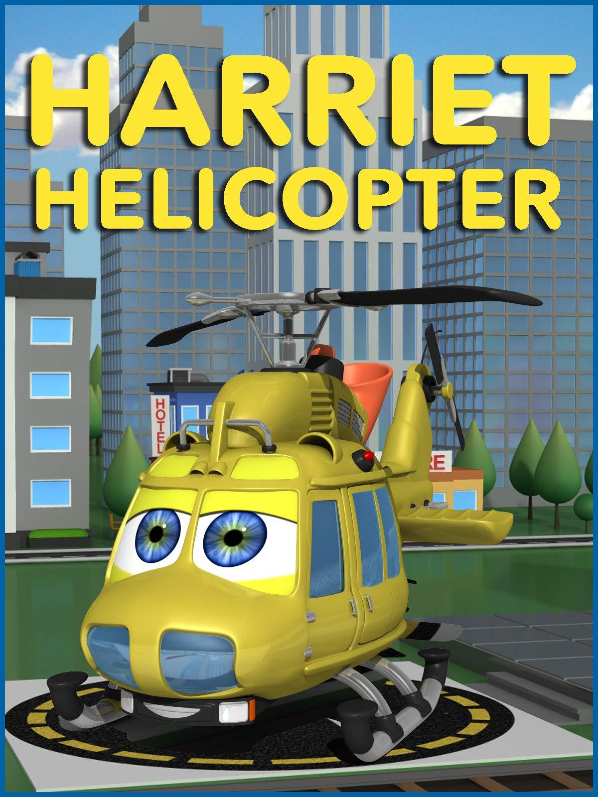Harriet Helicopter on Amazon Prime Video UK