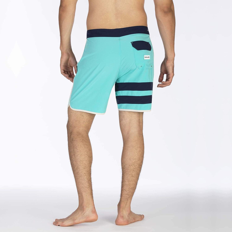 Hurley Mens Phantom Block Party Solid Board Shorts