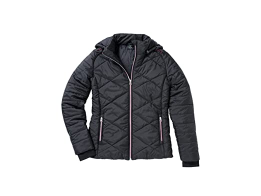 Mercedes Benz Jacket >> Amazon Com Mercedes Benz Women S Jacket Black Plum Clothing