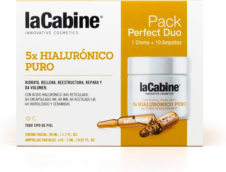 LaCabine PERFECT DUO 5x HIALURONICO PURO LOTE 2 pz (MAPD-02629)