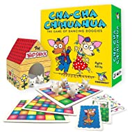 Gamewright Cha-Cha Chihuahua The Game of Dancing Doggies