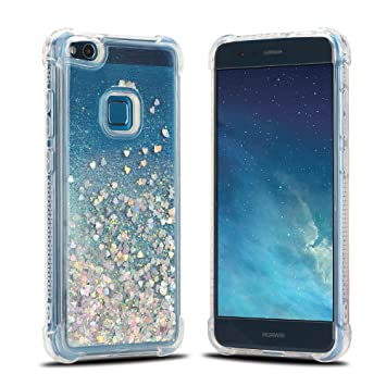 coque silicone paillettes huawei p10 lite