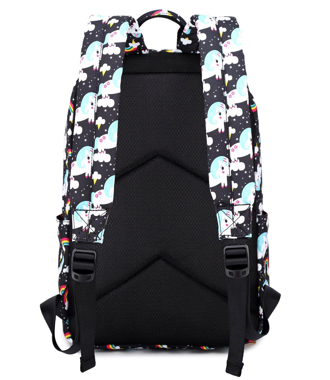 Abshoo Cute Lightweight Unicorn Backpacks Girls School Bags Kids Bookbags 6