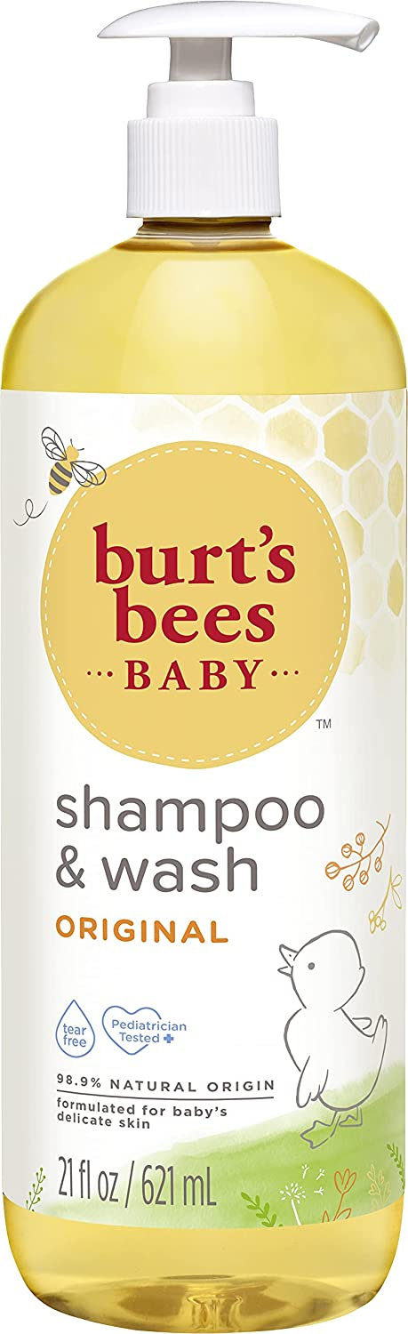 is baby shampoo good for adults
