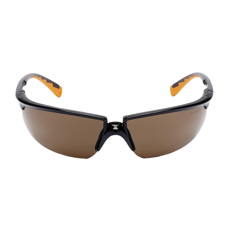 3M 2822C1 protecci/ón impactos Gafas de seguridad amarillo