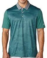 adidas Golf Men's CLIMACHILL? Camo Print Polo