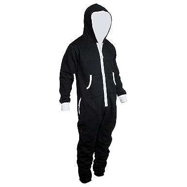 8455812a27 Amazon.com  SKYLINEWEARS Men s Onesie Fashion Playsuit Unisex ...