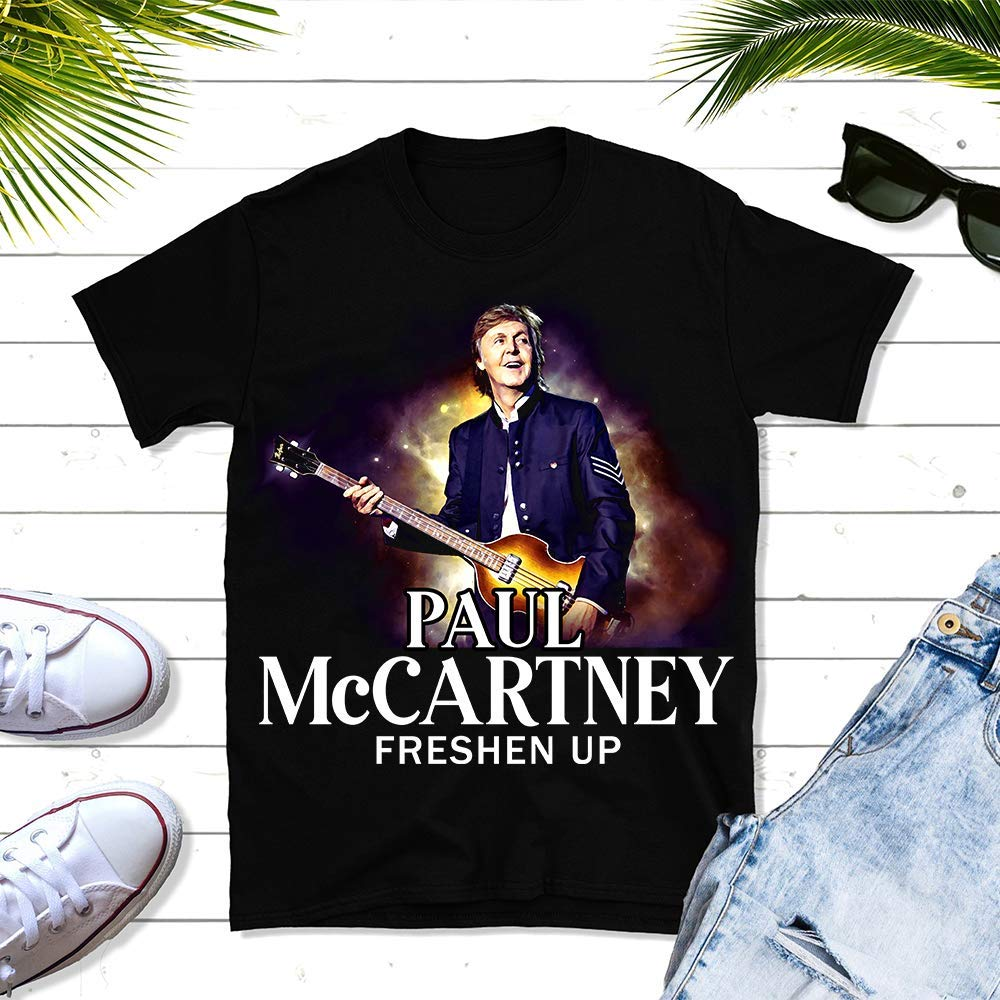 A Dam Store Paul Mccartney Freshen Up Tour Concert 2019 Tshirt Music Lover Gift Unisex Tsh