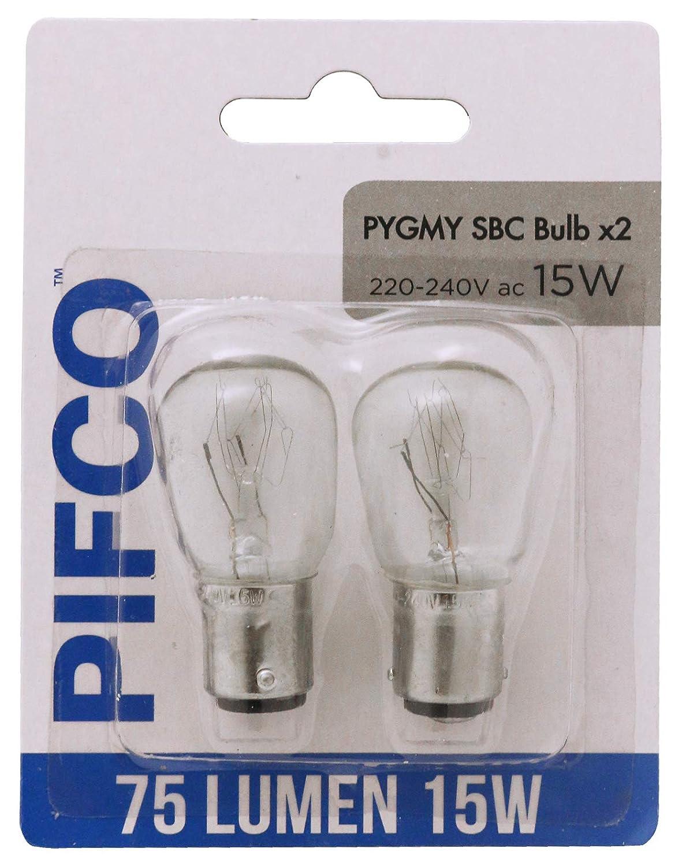 Europasonic Halogen Bulbs Bayonet, White BLB1079