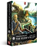 Capstone Games Haspelknecht the Ruhr Valley Board Games