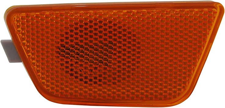 TYC 18-6094-00-1 Chevrolet Cruze Front Left Replacement Side Marker Light