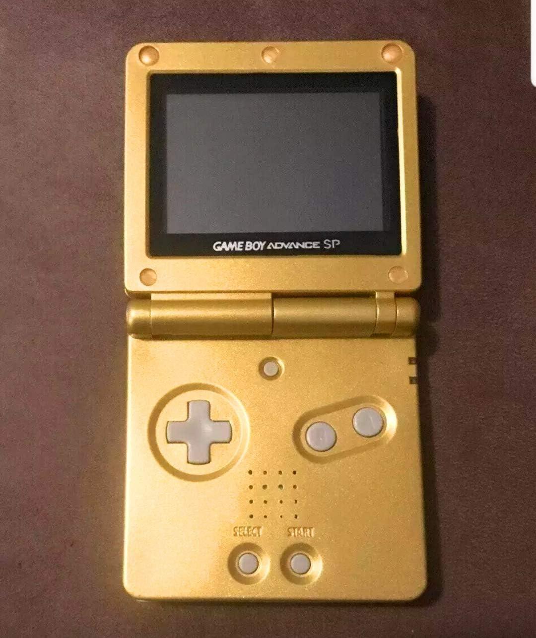 Amazon.com: Nintendo Game Boy Advance SP - Onyx: Unknown ...