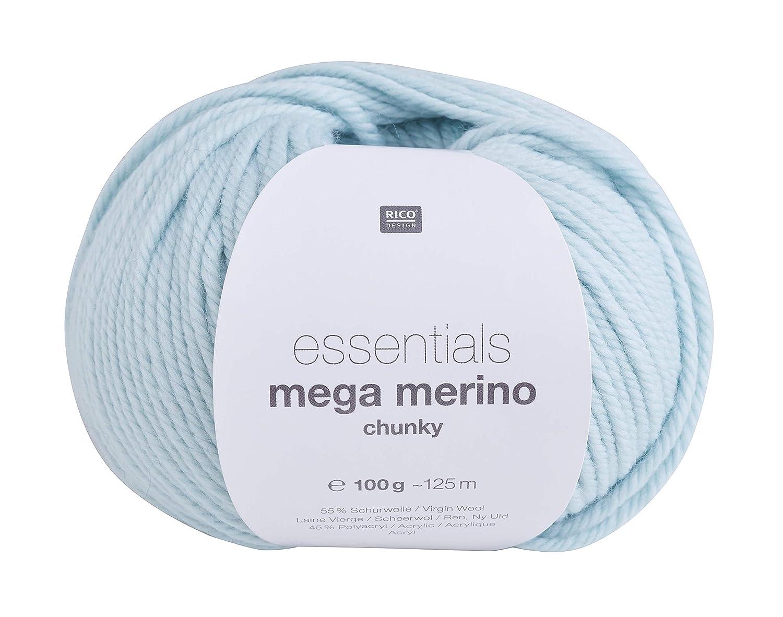 Rico Design Essentials Mega Merino Chunky 100 g Orange