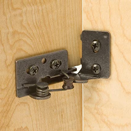 Merveilleux Snap Closing Semi Concealed Hinges   Oil Rubbed Bronze (pair)   Cabinet And  Furniture Hinges   Amazon.com