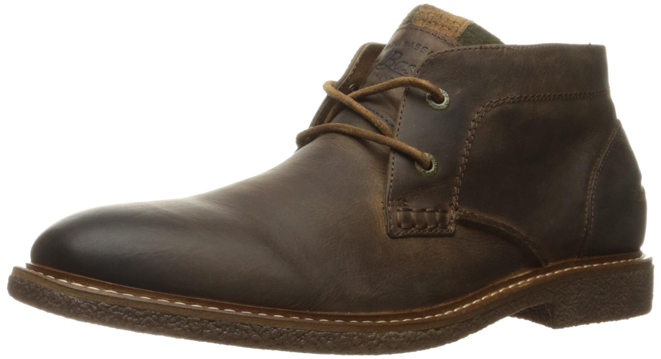 G.H. Bass & Co. Men's Bennett Chukka Boot, Brown, 9.5 M US