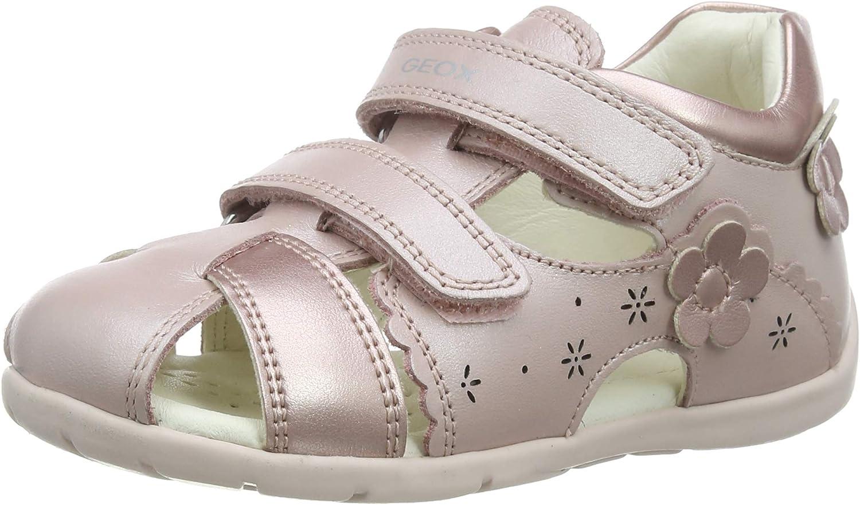 productos quimicos maquinilla de afeitar Inmersión  Amazon.com | Geox Girls Toddler Kaytan 63 First Steps | Oxfords