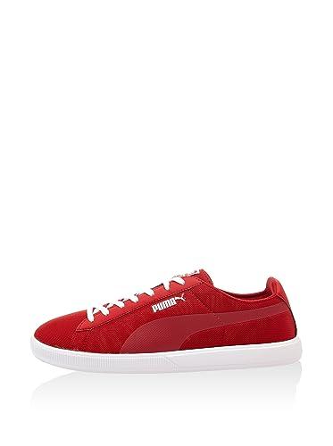 f6850dc0e1 Puma Archive Lite Low Mesh RT, Chaussures Mixte Adulte - Multicolore -  Rouge/Blanc