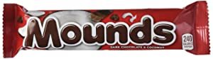 MOUNDS Dark Chocolate and Coconut Candy Bar