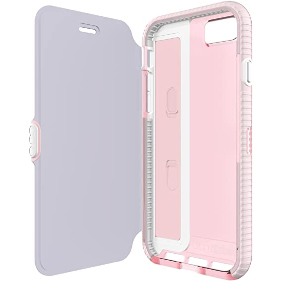 sports shoes b5105 e64cb Tech21 Evo Wallet for iPhone 7 - Light Rose