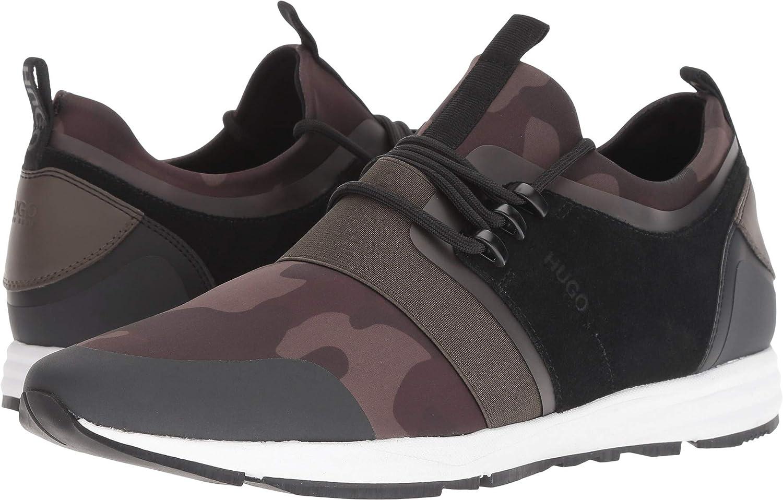 72a23ce98c2 Amazon.com: Hugo Boss Hybrid Running Men's Sneaker: Shoes