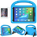 iPad Mini 1/2/3/4/5 Case for Kids, SUPLIK Durable Shockproof Protective Handle Bumper Stand Cover with Screen Protector for A