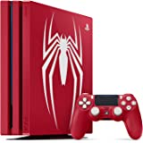 PlayStation 4 Pro Marvel's Spider-Man Limited Edition 【Amazon.co.jp限定】オリジナルPS4用テーマ (配信)